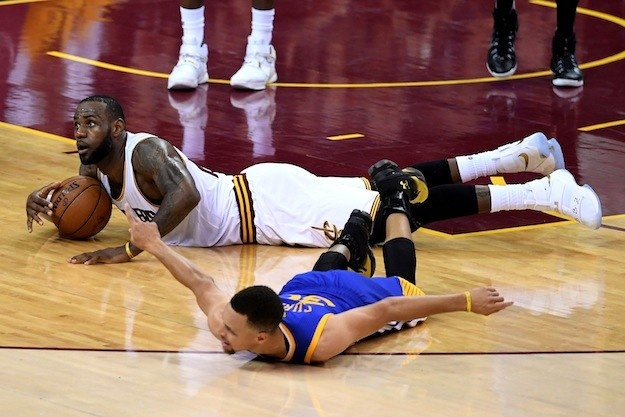 Last night, the Cleveland Cavaliers beat the Golden State Warriors 115–101 in Game 6 of the NBA Finals.