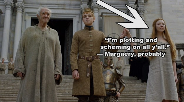 It should come as no surprise that this happened, especially considering Margaery has considerable influence on Tommen and she's a master at being deceptive in order to get what she feels she deserves.