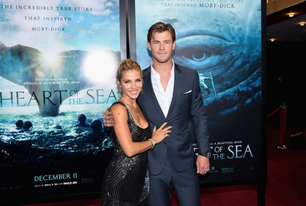 This is Elsa Pataky and hubby Chris Hemsworth. You might know them as stars of the Fast and the Furious and Marvel franchises, but they're also the parents of daughter India and twin sons Sasha and Tristan.