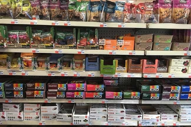 After Dropping Cigarettes CVS Gives Snack Aisle A