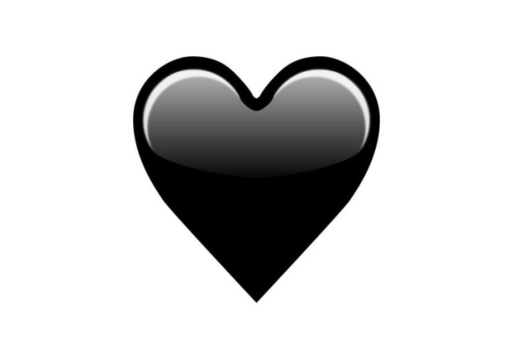 And if you're feeling dark, the much-awaited black heart is now here: