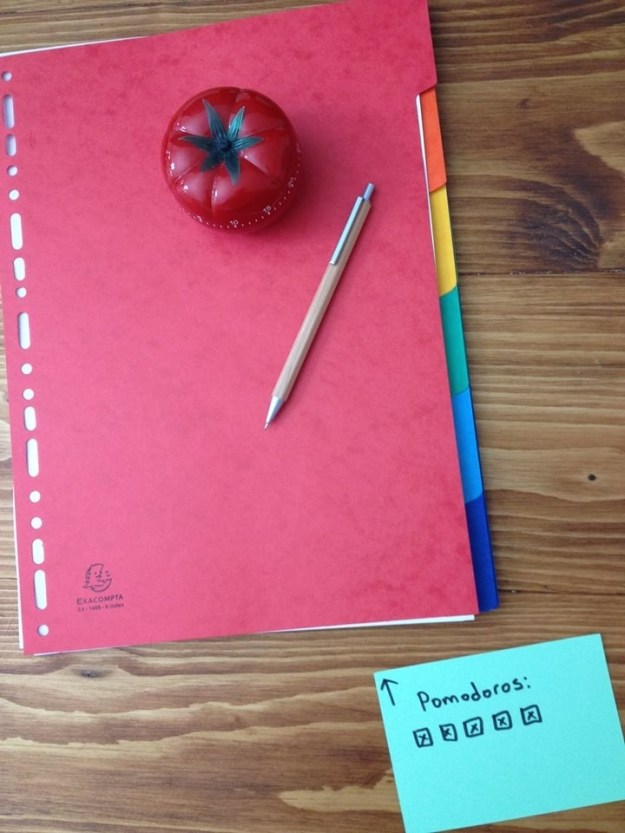 When you're doing work or studying, try out the Pomodoro time management technique.