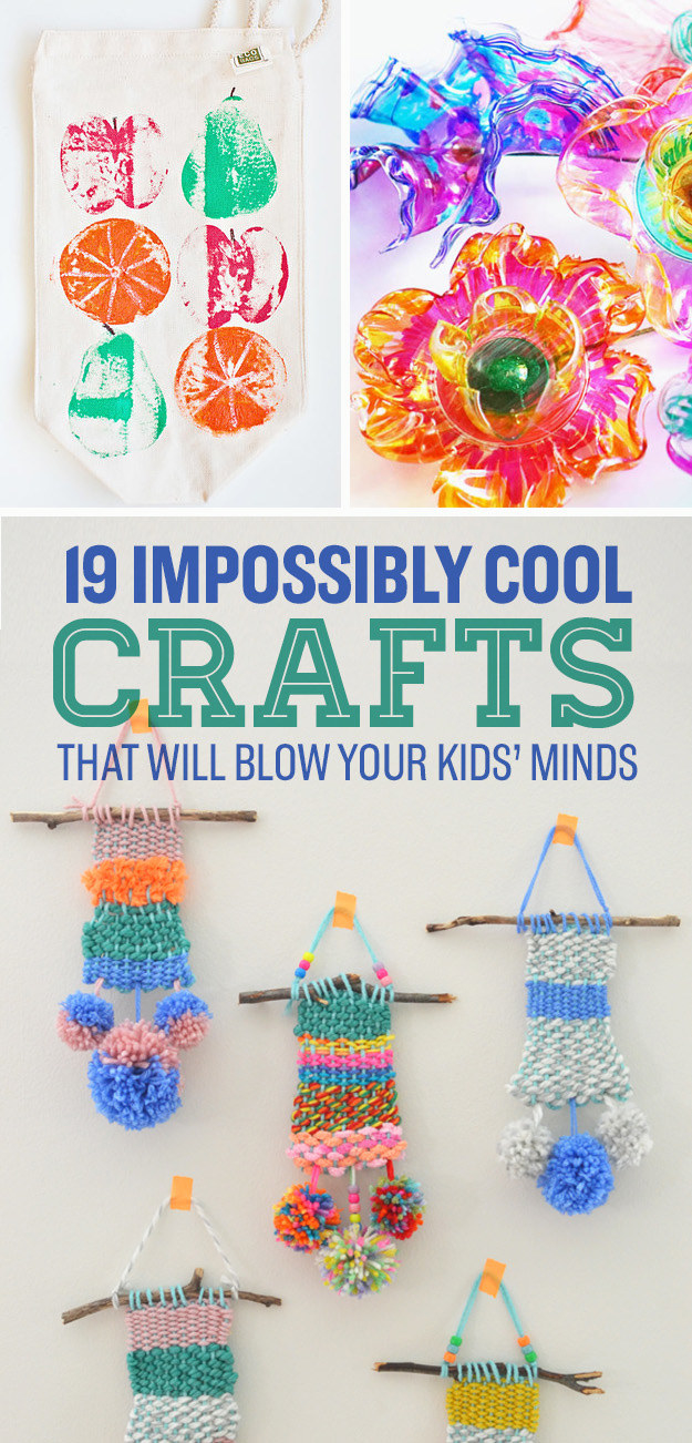 19 impossibly cool crafts