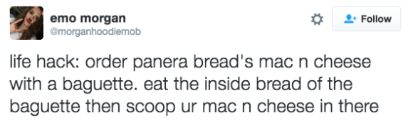 How to make yourself a mac 'n' cheese sandwich: