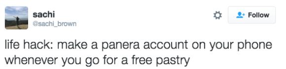 Keep makin' those accounts: