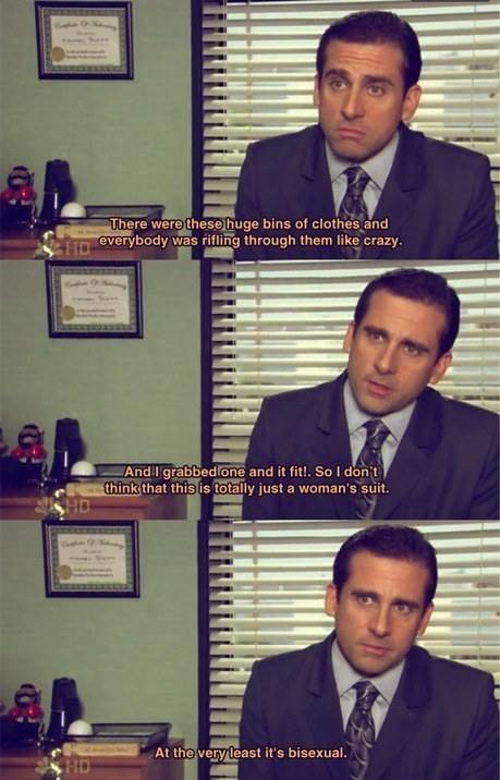 The Office Love Quotes With Timestamp : office, quotes, timestamp, Times, Michael, Scott, Office