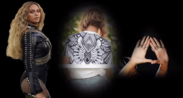 Whether or not they believe the clone theory, many conspiracy theorists agree that major celebrities are in the Illuminati. They point to clothing choices and hand gestures, mainly that of a pyramid (thought to be an Illuminati symbol) as proof that certain celebrities are in the Illuminati.