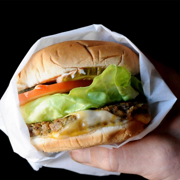 Is there a chickpea pattie that has stolen your heart?