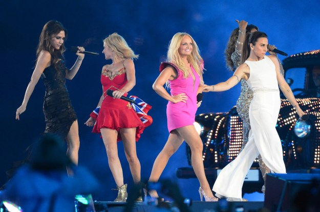 Back in 2012, during the Closing Ceremony of the London Olympics, a really cool thing happened: The Spice Girls reunited.