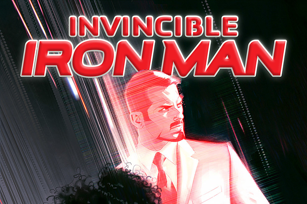 People Are Freaking Out Over The Truth The brand new Iron Man Might be A 15-Year-Old Black Woman