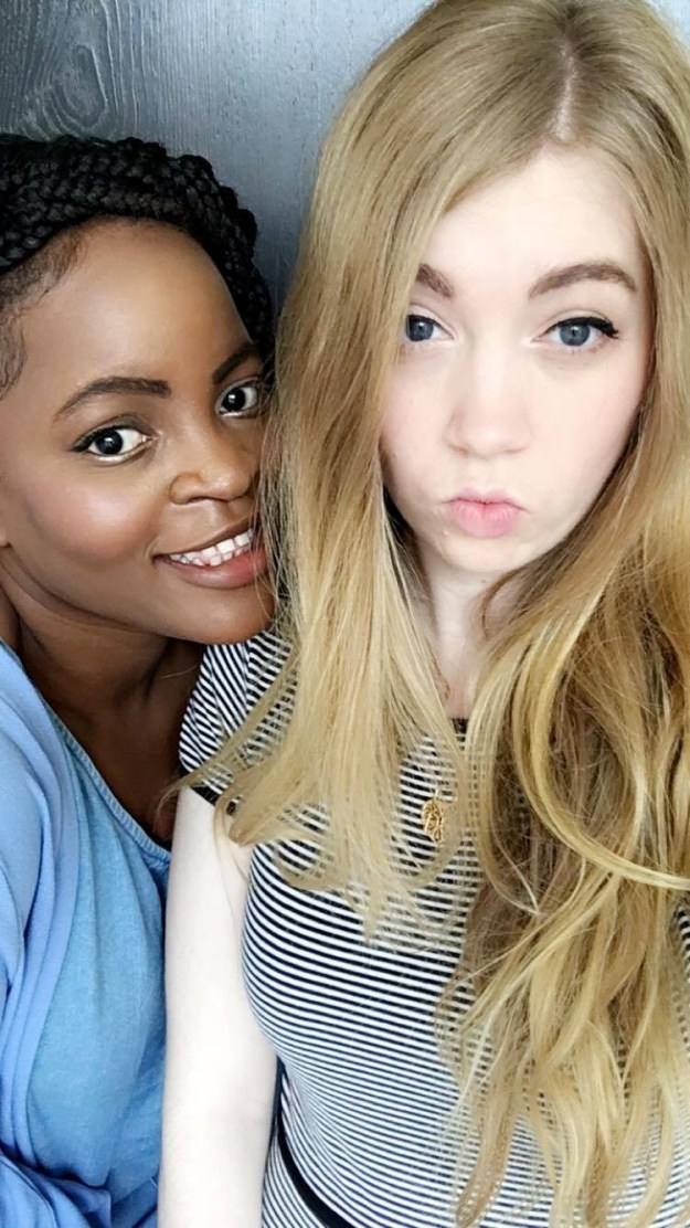 Hey guys, we're Tolani and Emma and we like makeup. We especially like makeup that's cheap and impressive.