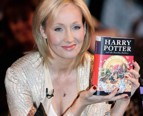 July 31 will always be one of the most important days of the year because it is the day we get to honor and celebrate the birth of J.K. Rowling.