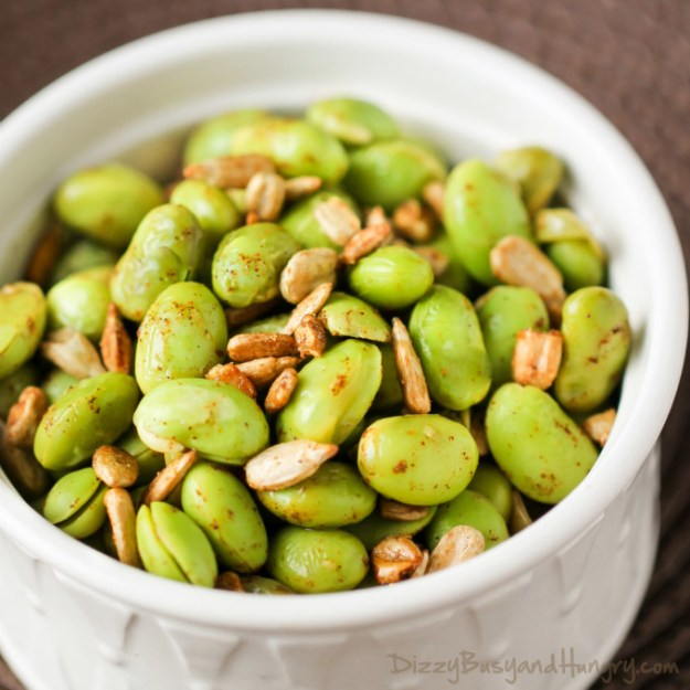 Or, try this ramped-up edamame.