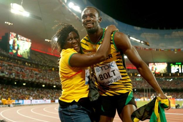 But guess what? Despite all that, Usain Bolt's mom Jennifer just wants grandchildren, OKAY?