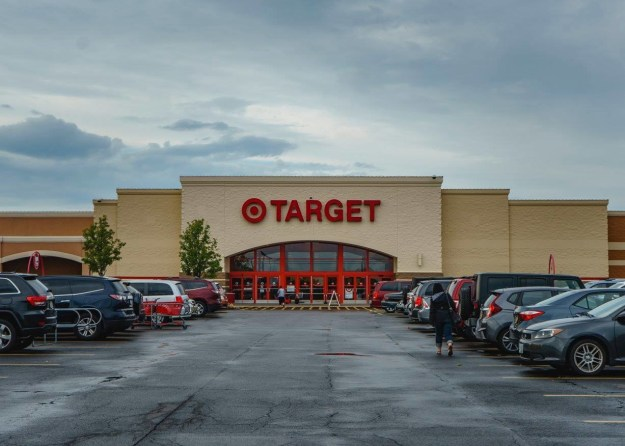 Of course, since Target doesn't actually throw parties, they weren't sure they'd be able to make it happen. So Cook stopped by her local Target to pitch the idea to the manager.