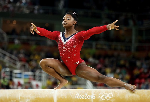 Biles has already cemented her legacy. She's been called the greatest gymnast ever, and she's the first American woman to win the gold on vault.