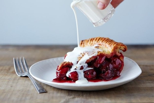 Deep-Dish Cherry Pie