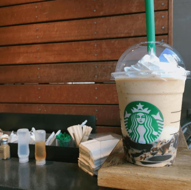 Coffee Jelly Frappuccino (Asia Pacific)