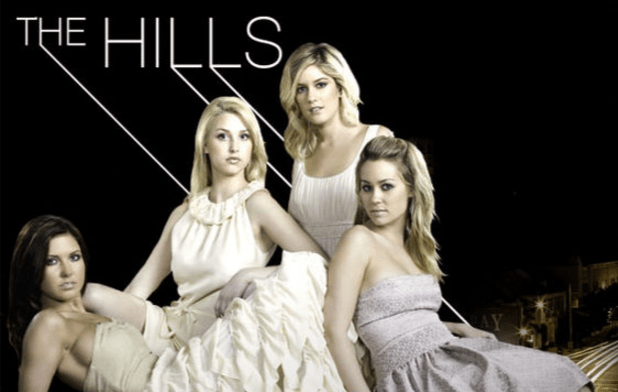 But before she landed her own TV show (you may have heard of it), Kim made a cameo on another reality series – The Hills.