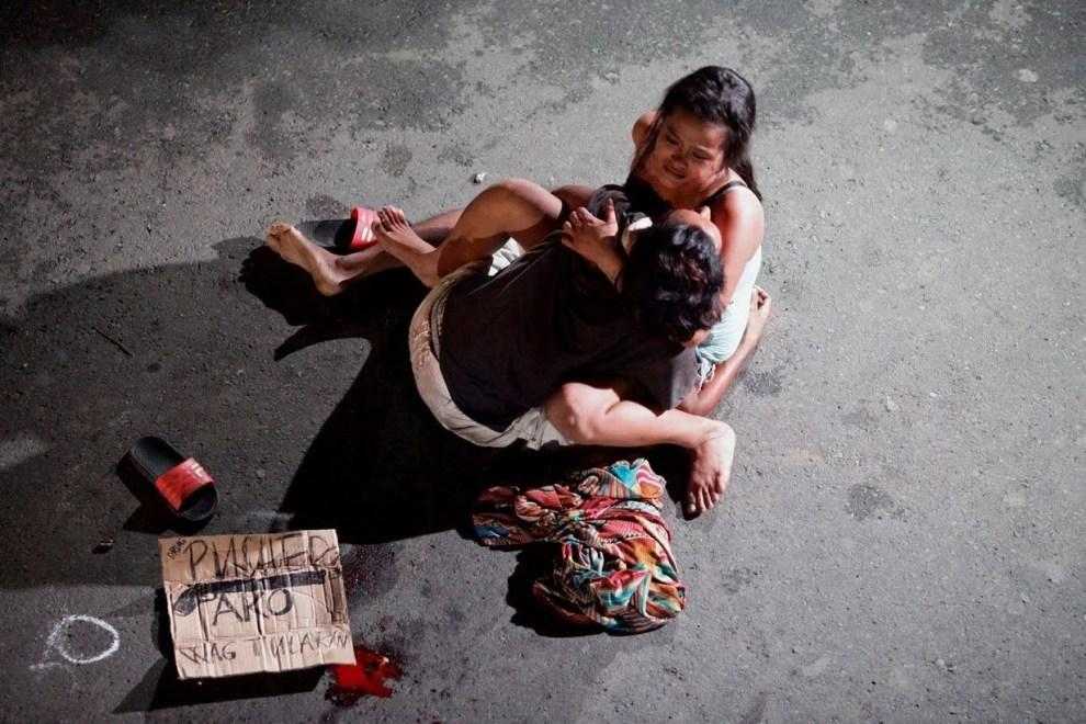 """""""A Death in Manila"""" —Reuters"""