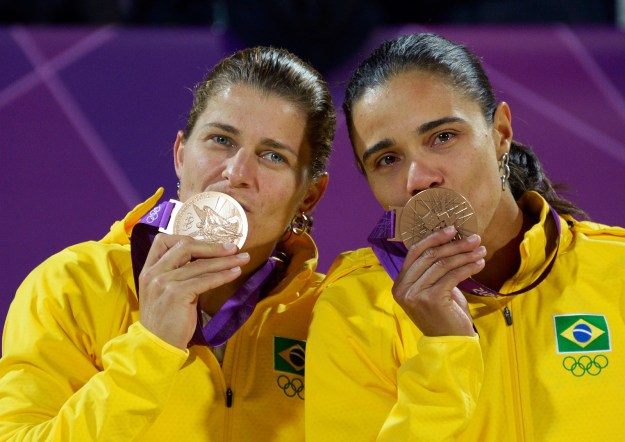 Another fun fact: Brazil has won the most medals in beach volleyball since the sport was introduced at the 1996 Atlantic Olympics, while the US has won the most gold.