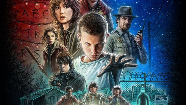 By now we're all aware that Stranger Things is the perfect mix of '80s nostalgia and storytelling.