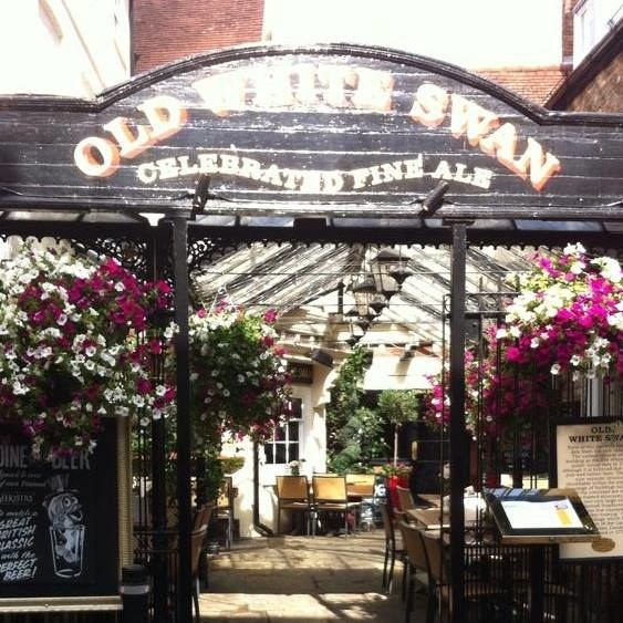 Old White Swan, York