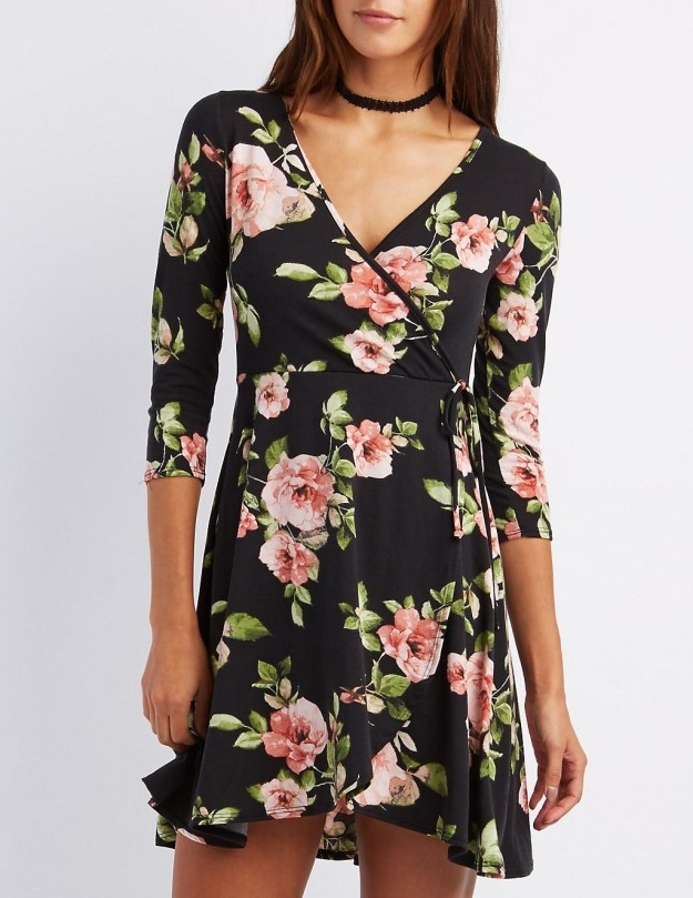 This adorable floral dress for every shopper on a budget.