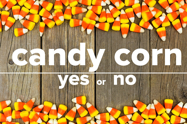 Vote Is Candy Corn Good