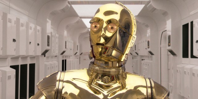 Many Star Wars fanatics recall C-3PO being completely gold and were greatly thrown off upon discovering that he's supposedly had a silver leg the entire time. A lot of memorabilia doesn't even feature the silver leg. Needless to say it was a surprise to fans who have seen the films so many times, yet never noticed the distinct feature on a popular character.