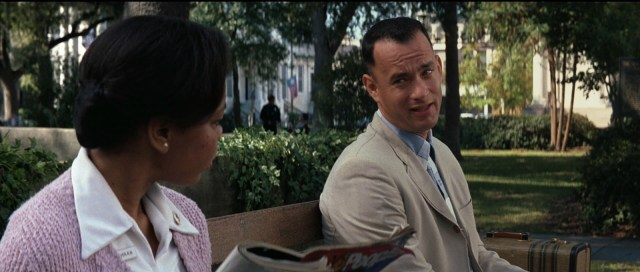 """It seems that the majority of people confidently remember Forrest Gump stating that his mama always said, """"Life is like a box of chocolates."""" Well, it turns out that he actually said, """"Life was like a box of chocolates,"""" despite what you may've felt you distinctly remembered."""