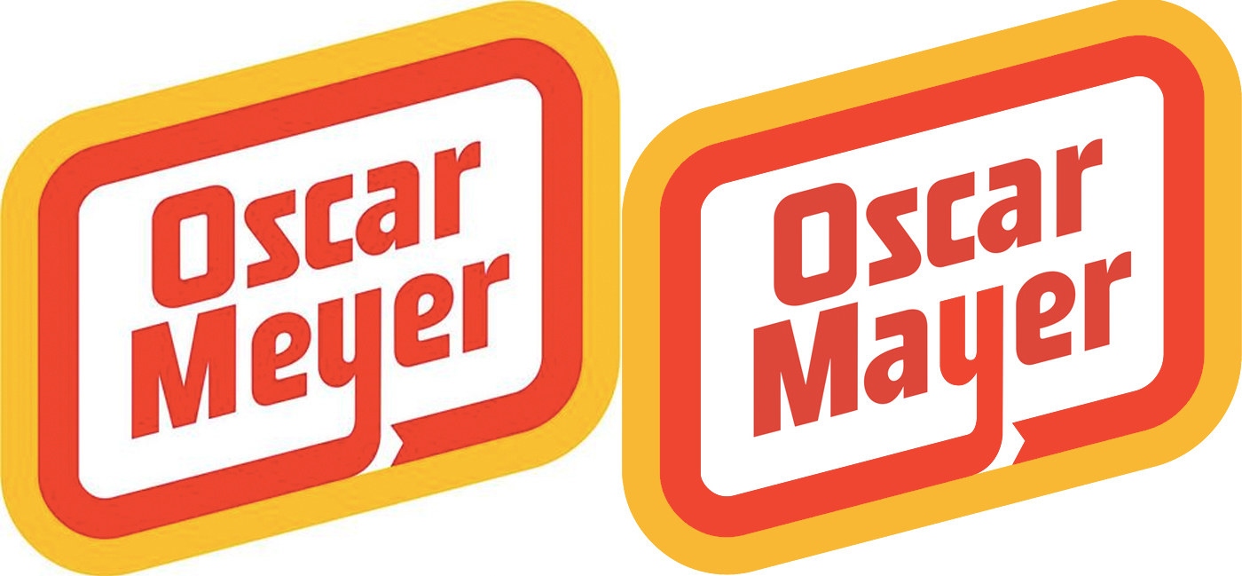 "In actuality, the famous brand of hot dogs and lunch meats is Oscar Mayer, but people have grown frustrated because they remember it as Meyer, with an ""e."" A lot of people recall the jingle from the commercials and insist the lyrics were ""My bologna has a first name, it's O-S-C-A-R / My bologna has a second name, it's M-A-Y-E-R!"" Still, somehow, it's actually Mayer, though many people think that's the real bologna here."