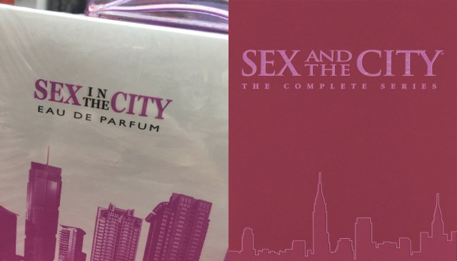 """It's Sex and the City, but many people insist they remember it being """"in the"""" at some point. Some people have even posted pictures of old memorabilia they have that supports their false memory."""