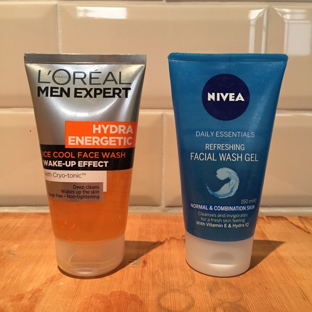 Nivea: Daily Essentials Refreshing Facial Wash Gel £1.57