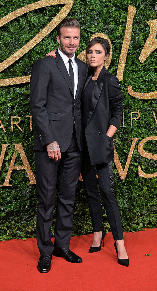 The Beckhams are pretty much the most chic couple around now.