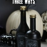 These Diy Potion Bottles Are Perfect Spooky Halloween Decor