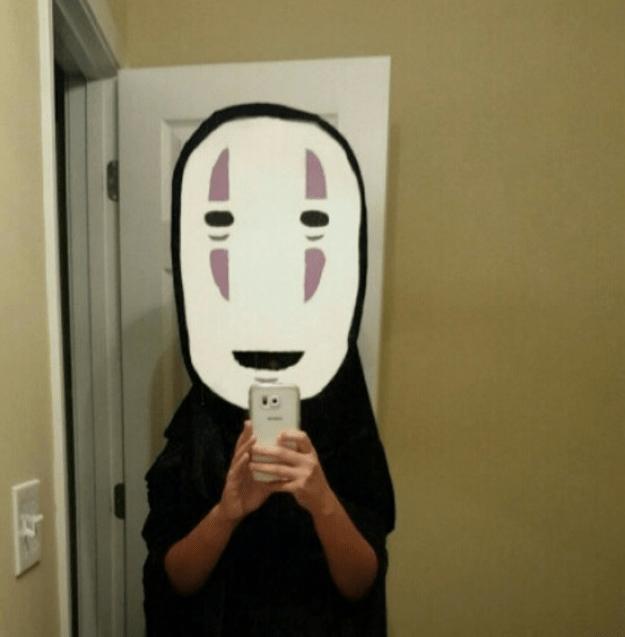 Sin Cara de Chihiro