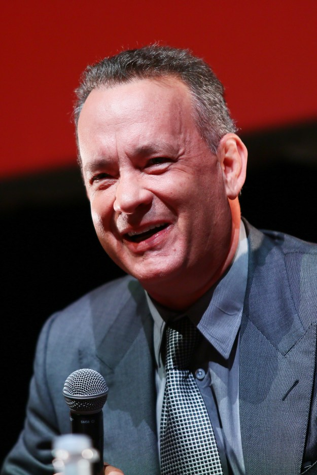 Hello. This is Tom Hanks.