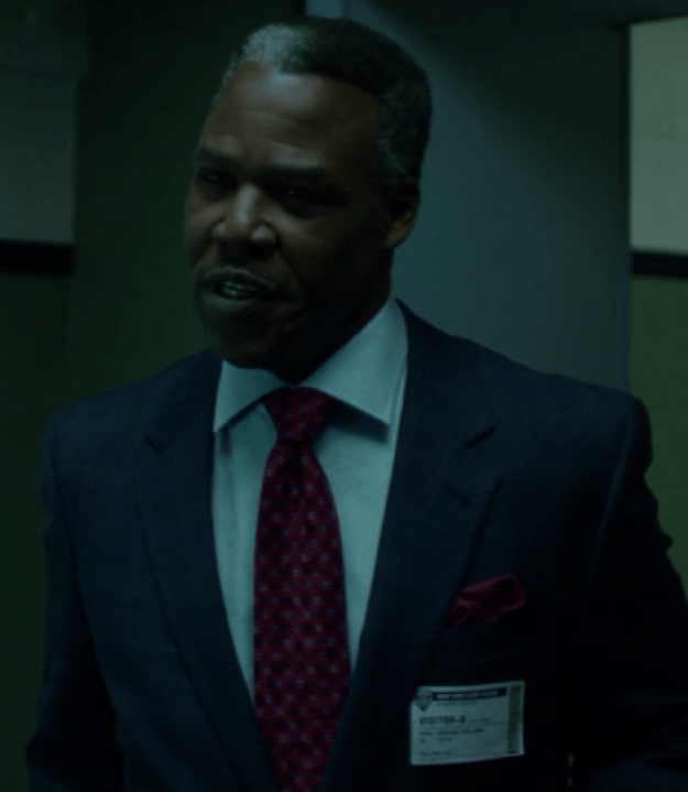 Ben Donovan, Wilson Fisk's lawyer in Daredevil, is also Cottonmouth's lawyer in Luke Cage.