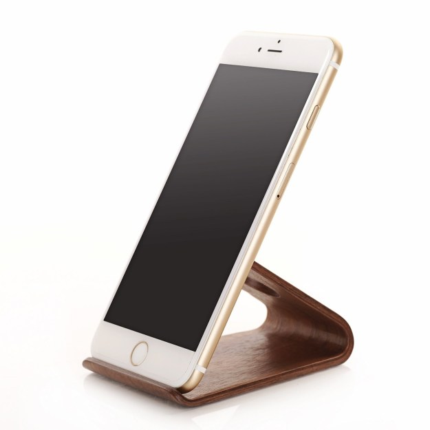 Pair it with this phone stand so you can keep up with your feeds while you study.