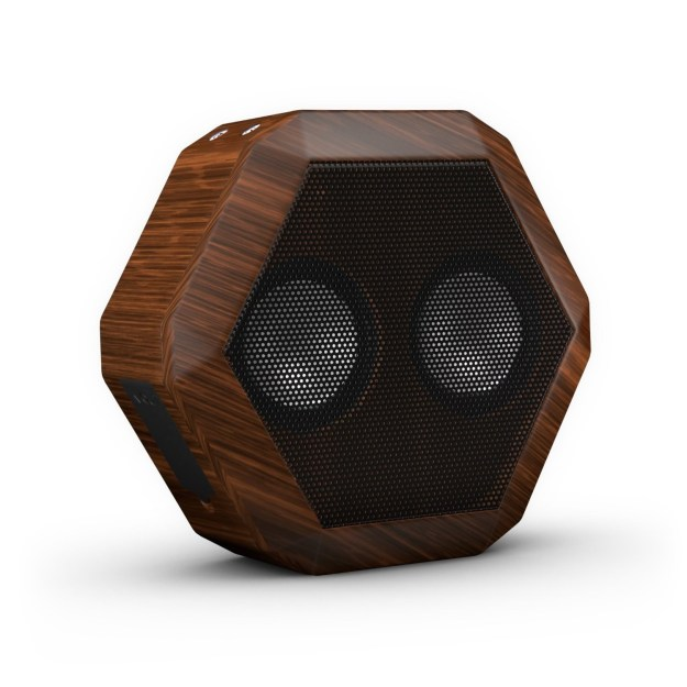 Get those super-chill study party ~vibes~ going with this portable speaker.
