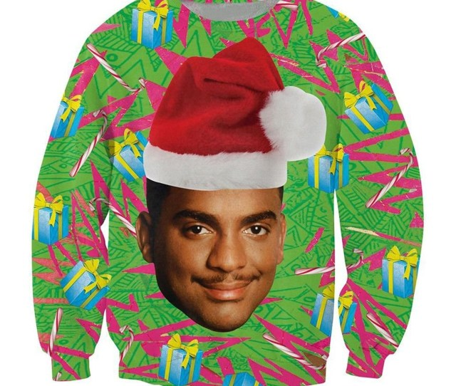 These Christmas Pullovers That Keep It Fresh