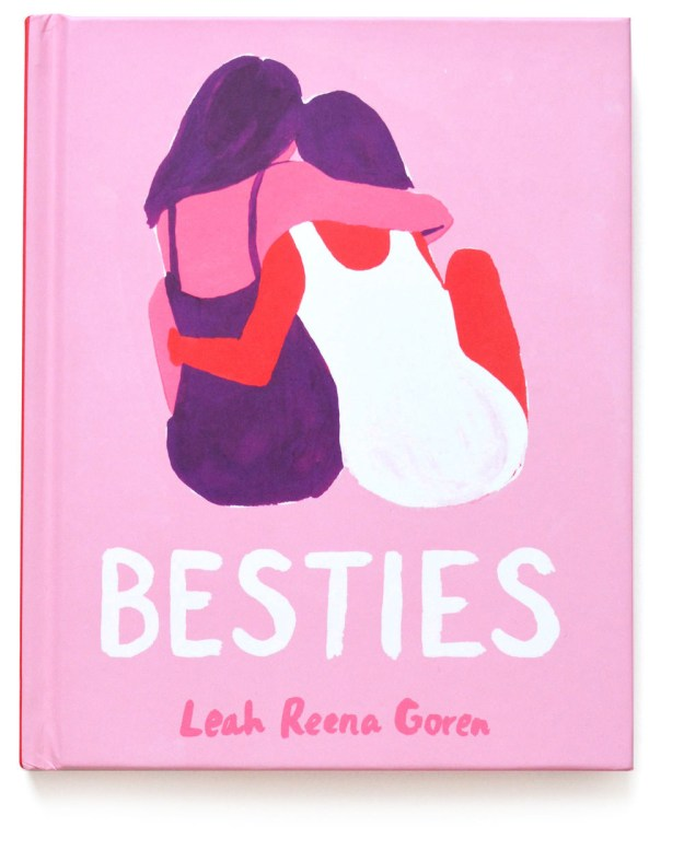 The perfect book to give your bestie.