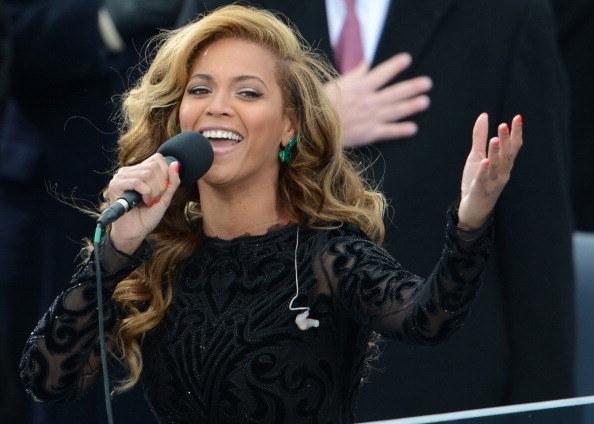 Obama: Beyoncé