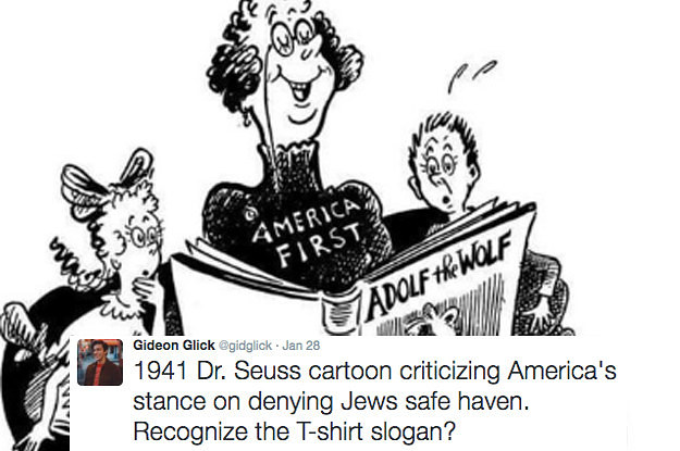 This Is Why People Are Sharing Dr. Seuss Cartoons In