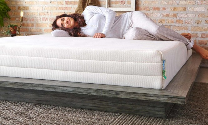 Sleep On Latex Mattresses Are 100 Natural And Certified Tested For Harmful Substances