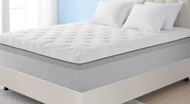 8 Novaform Uses Gel Memory Foam And An Air Channel To Regulate Your Sleeping Temperature