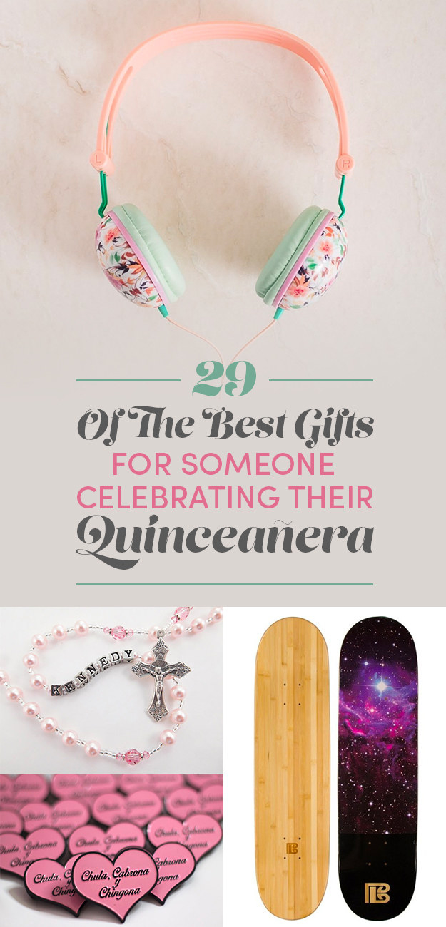 Quinceanera Surprise Gift Ideas Examples And Forms
