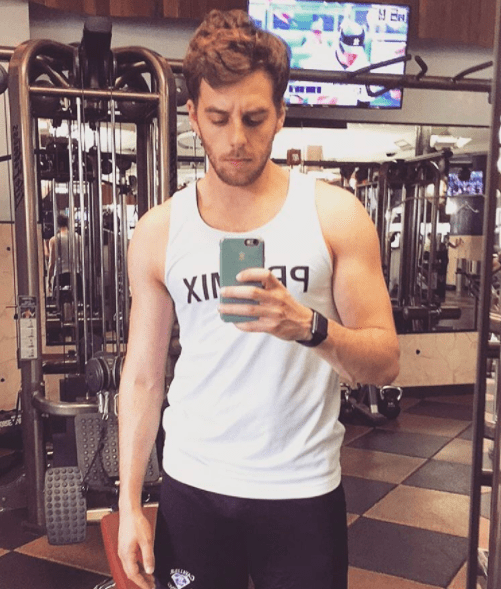Hey, I'm Spencer. Last March I started this cool, intense fitness project where I basically tried to gain as much muscle mass as possible.