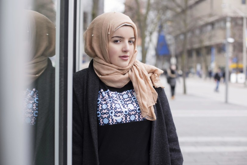 Although the project started as a thesis, Youssef plans to keep it going for as long as she can. She said that especially after Donald Trump's election win, a project like this is needed.